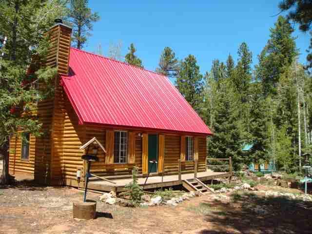 Duck Creek Real Estate Cabin On Acreage