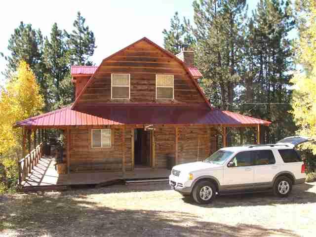 Duck Creek Village Utah Real Estate Cabin For Sale