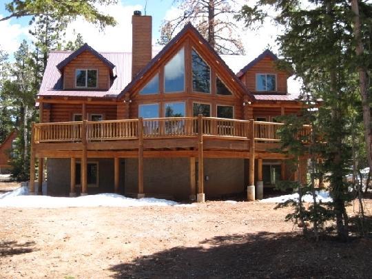 Duck Creek Village Utah Real Estate Luxury Cabin For Sale