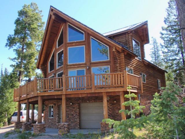 Duck Creek Real Estate Beautiful Log Home Foreclosure