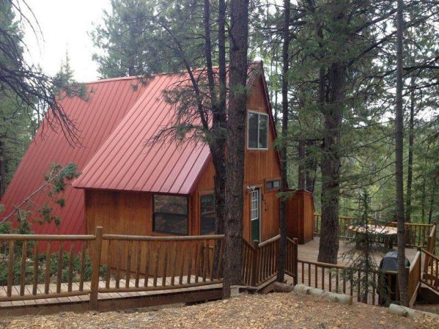 Cabin for sale in swains creek near duck creek village for Fishing cabins for sale