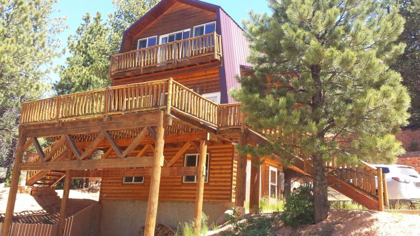 Furnished Cabin for sale Duck Creek Utah