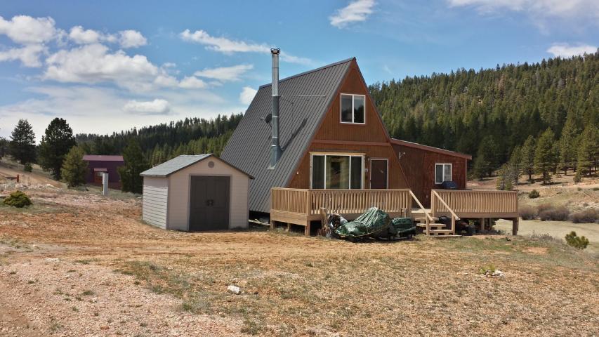 Furnished Cabin for sale Duck Creek Utah