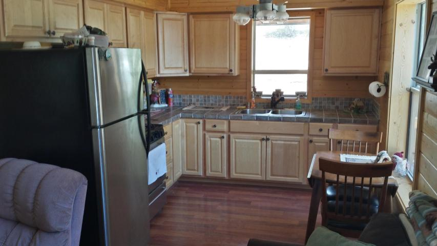 Cabin for sale in Zion View Mountain Estates, Duck Creek Real Estate for sale