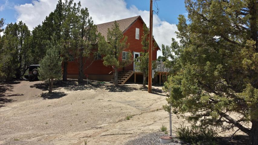 Southern Utah mountain cabin for sale