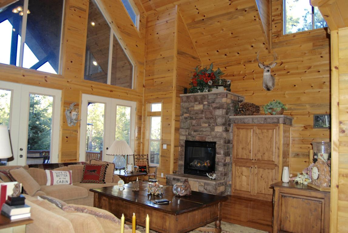 Cabin for sale in Southern Utah, Duck Creek Utah Real Estate