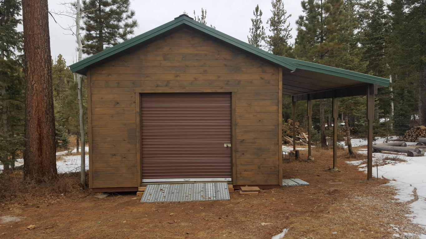 Cabin for sale on 1.16 acres near Duck Creek