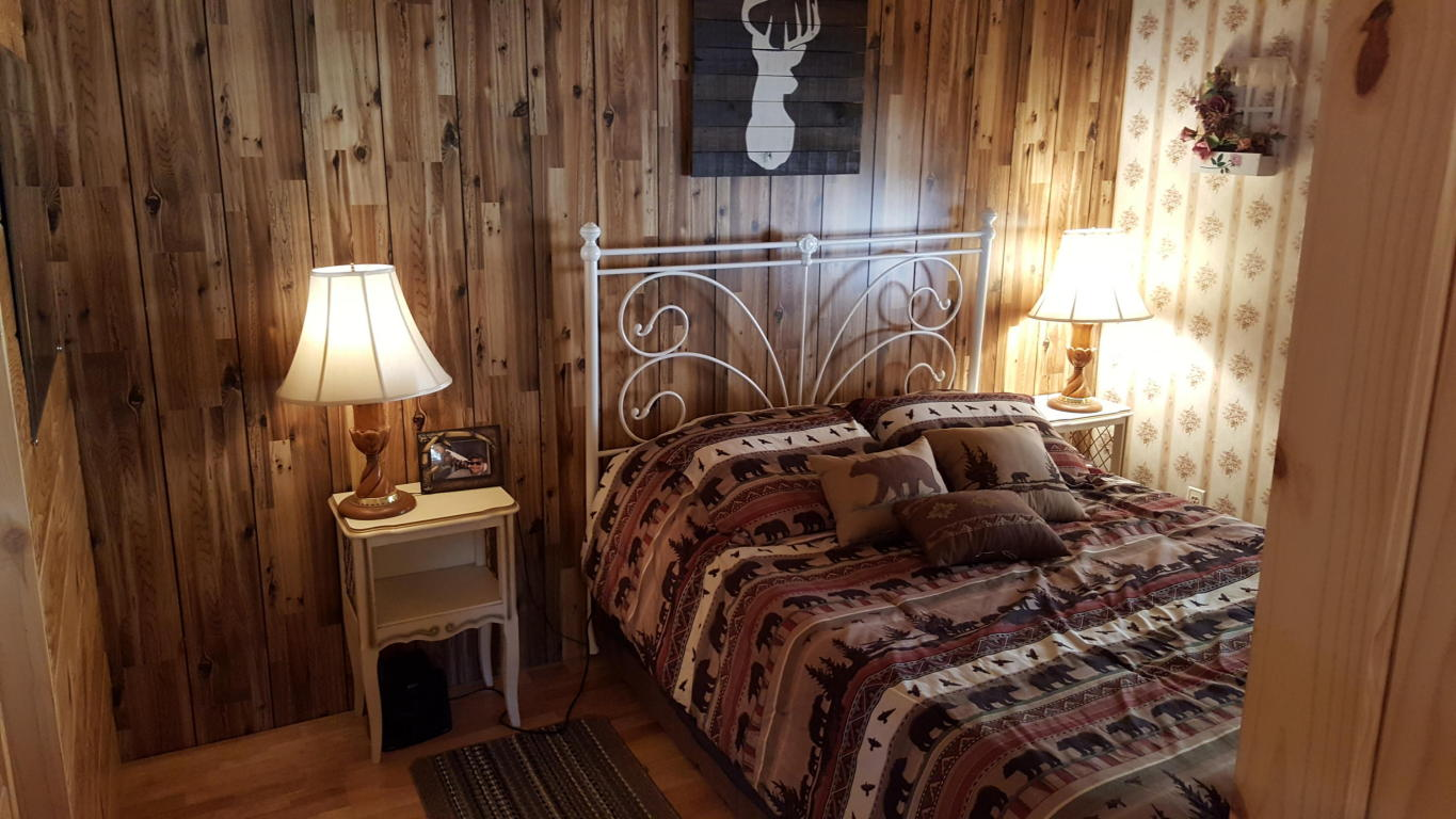 Duck Creek Real Estate, Swains Creek Pines Cabin for sale